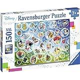Ravensburger Kinderpuzzle 10053 Seifenblasenparadies, Multicolor
