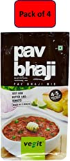 Vegit Pav Bhaji Mix 100g (Pack of 4)