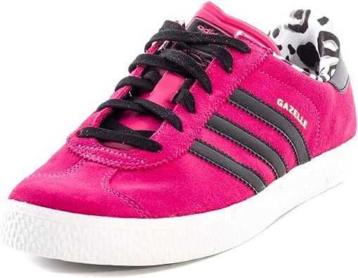 adidas Originals Gazelle Damen Mädchen Sneaker Leder