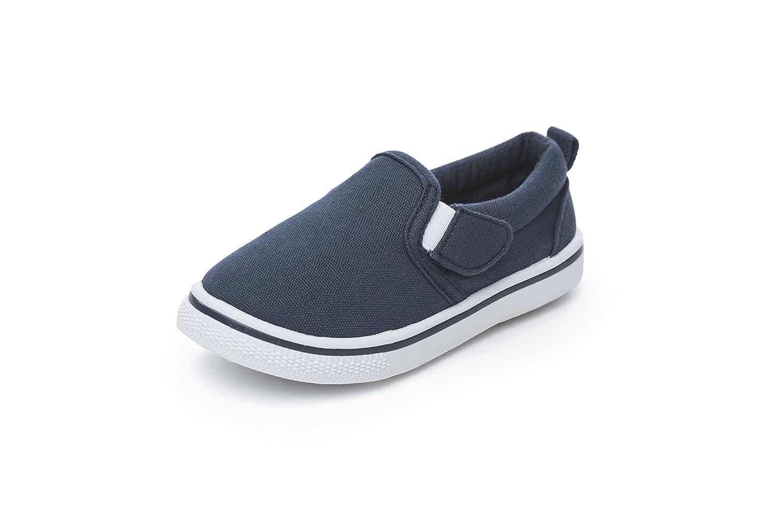 2 Colours Summer Pumps Men s Boys Summer Canvas Deck Shoes Elasticated Gussets
