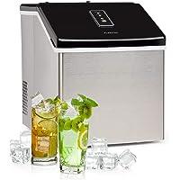 Klarstein Clearcube machine à glaçons - produit de la glace, capacité de production : 13kg/24h, réfrigérant: R600a…
