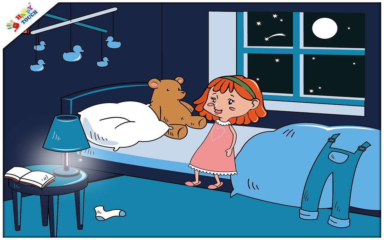 Anne kann nicht schlafen – Gute Nacht Geschichte