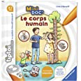 Ravensburger - Livre interactif tiptoi Mini Doc' - Le corps humain - Jeux électroniques éducatifs sans écran en français - En