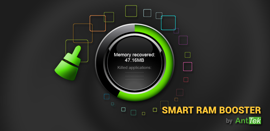Smart RAM Booster Pro Capture d'écran