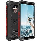 OUKITEL WP5 Móvil Resistente, IP68 Telefonos Movil Impermeable Antigolpes Android 10,4G Batería Grande de 8000mAh Rugged Móvi