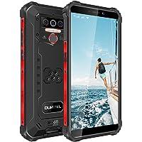 OUKITEL WP5-4G Outdoor Smartphone ohne Vertrag,5.5 Zoll 8000mAh Akku MTK6761 4GB + 32GB, IP68 Robustes Handy,Android 10…