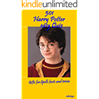 Harry Potter Easy Quiz: Gift for Spells facts and Trivia