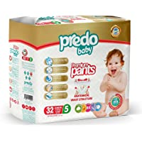 Predo Baby Premium Pants, XL 11-25kg, Size 5, 32 Pieces