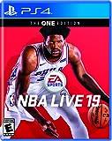 NBA LIVE 19 - NBA LIVE 19 (1 Games)