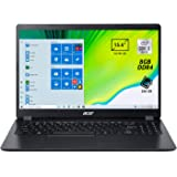 "Acer Aspire 3 A315-54-33SG Notebook, Processore Intel Core i3-10110U, RAM 8 GB DDR4, 256 GB PCIe NVMe SSD, Display 15.6"" FHD LED LCD,Scheda Grafica Intel UHD,Windows 10 Home in S Mode, Nero"