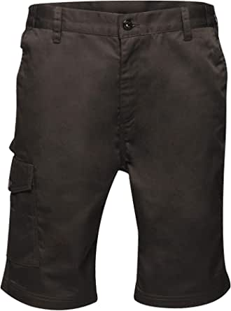 Regatta Men's Professional Pro Cargo Hardwearing Water Repellent Shorts Shorts