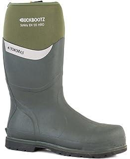 buck boots safety wellies \u003e Clearance