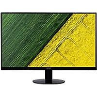 "Acer SA240Y 23.8"" IPS Full HD E2E Slim LED Monitor 250 Nits 1 VGA 1 HDMI Ports Stereo Speakers"