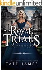 The Royal Trials: Imposter (English Edition)