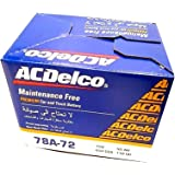 ACDelco Battery for Car Capacity 70 Ah