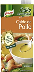 Knorr - Caldo de la Abuela Pollo, 1L