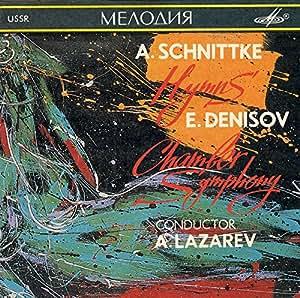 Schnittke - Hymns / Denisov - Chamber Symphony - A. Lazarev (UK Import)