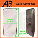 Agricultural Vehicle Mirrors & Mirror Arms