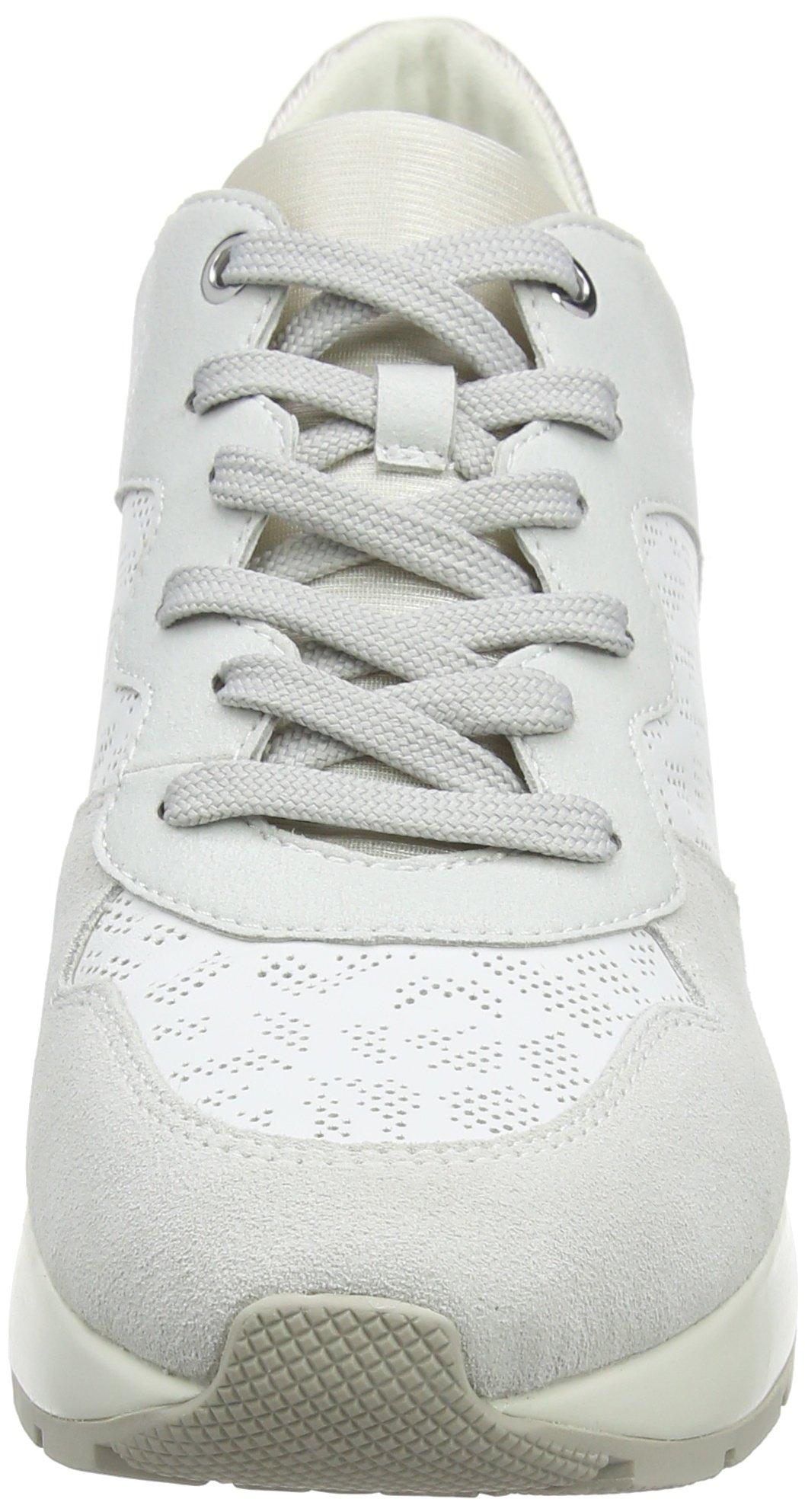 Geox Damen D Zosma C Sneaker 4