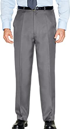 Chums Mens Quality Formal Elasticated Trouser Pants