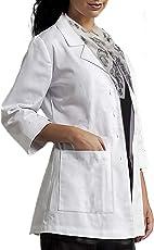 ViVy Doctor Apron Coat Three Fourth Sleeve (36)