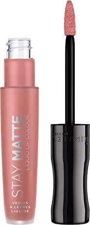 Rimmel London, Stay Matte Liquid Lip Colour 0.18fl oz 5.5ml Raw Kiss