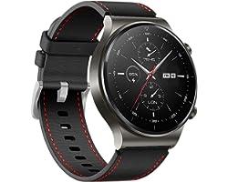 JWTPRO Cinturino Huawei Watch GT / GT2 / GT2 PRO, Pelle Cinturino Smartwatch 22MM, Cinturino Huawei Band per Orologio in Morb