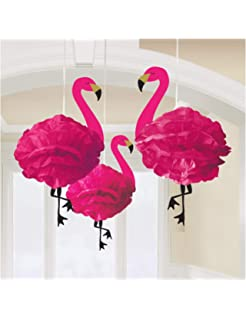 Pink FST3-LIGHT-FLMNGO-XL Talking Tables Fiesta Pink Metal Flamingo Light for Home D/écor or a tropical party or birthday party