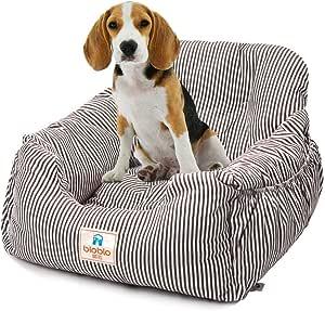 Kimipet Autositz Für Hunde Für Haustiere Bequem Rutschfest Mit Aufbewahrungstasche Haustier