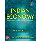 Indian Economy For Civil Services and Other Competitive Examinations