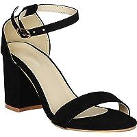 SHOFIEE Women Fashion Heels Sandal…