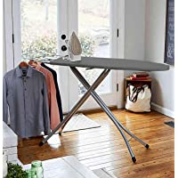 HEMOVIA International Quality Sasimo Ironing Board/Iron Table Stand with Press Holder, Foldable & Height Adjustable…