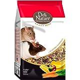 DELINATURE Mixtura para Ratas, Menú 5*, Delinature, 750 g, Pequeños Mamíferos