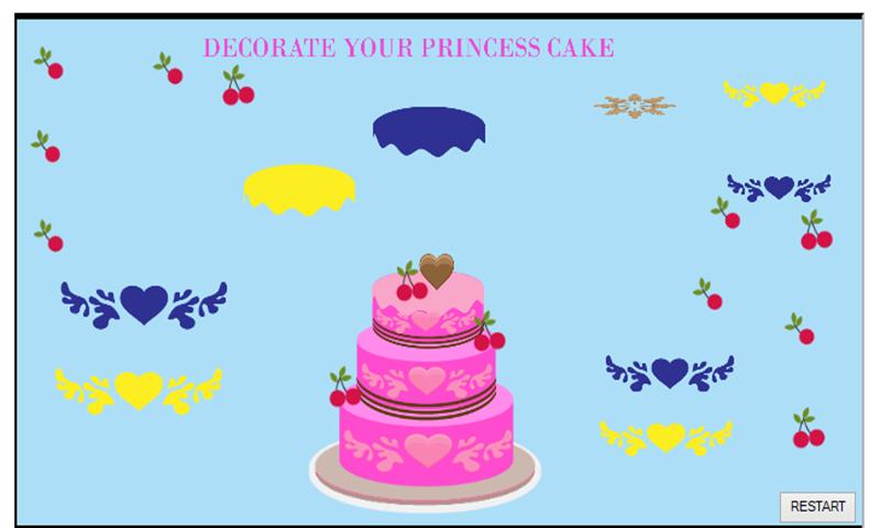Spiel Kuchen Backen
