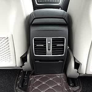 Für Mb A B Gla Cla Klasse C117 Faltenband Zum W176 Amg Car Styling Abs Chrom Hinten Zeile Klimaanlage Vent Trim Zubehör Auto