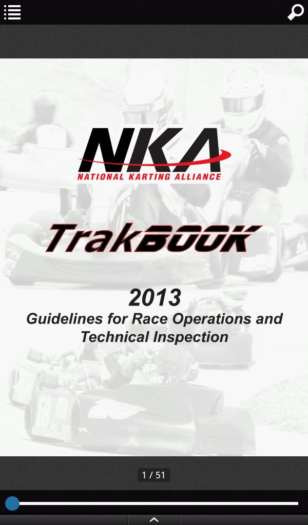 Image of NKA TrakBOOK