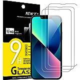 """NEW'C 3 Stuks, Screen Protector voor iPhone 13 en iPhone 13 Pro (6,1""""), Gehard Glass Schermbeschermer Film 0.33 mm ultra tran"""