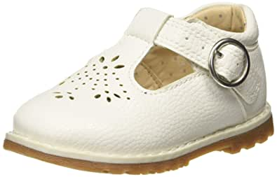 Silver First Walking Shoes