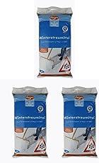 3 x 10 Liter (30 L) Winterstreumittel Winterstreu Streugut Streugranulat Streumittel