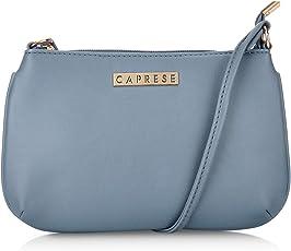 Caprese Shyla Women's Sling Bag (Blue) ()