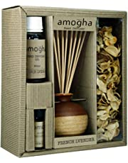 Iris Reed Diffuser Fragrance Gift Set -French Lavender