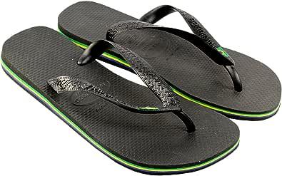 Womens Havaianas Brasil Beach Rubber Original Casual Sandals Flip Flops