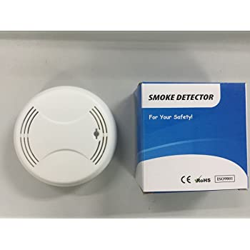Blackt Electrotech Smoke Detector (White)