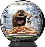 Ravensburger 3D-Puzzle 12216 - Pets - 3D Puzzle-Ball, 108-teilig