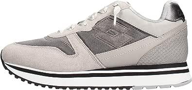 Lotto - Scarpe Donna Sneakers SLICE W 213087-5QD Grigio Chiaro