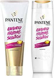 Pantene Advanced Hair Fall Solution Hair Fall Control Conditioner, 180 ml & Pantene Advanced Hair Fall Solution Hair Fall Co
