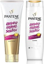 Pantene Advanced Hair Fall Solution Hair Fall Control Conditioner, 180 ml & Pantene Advanced Hair Fall Solution Hair Fall Con