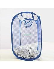 Kuber Industries Nylon Mesh Laundry Basket (CTKTC1479)