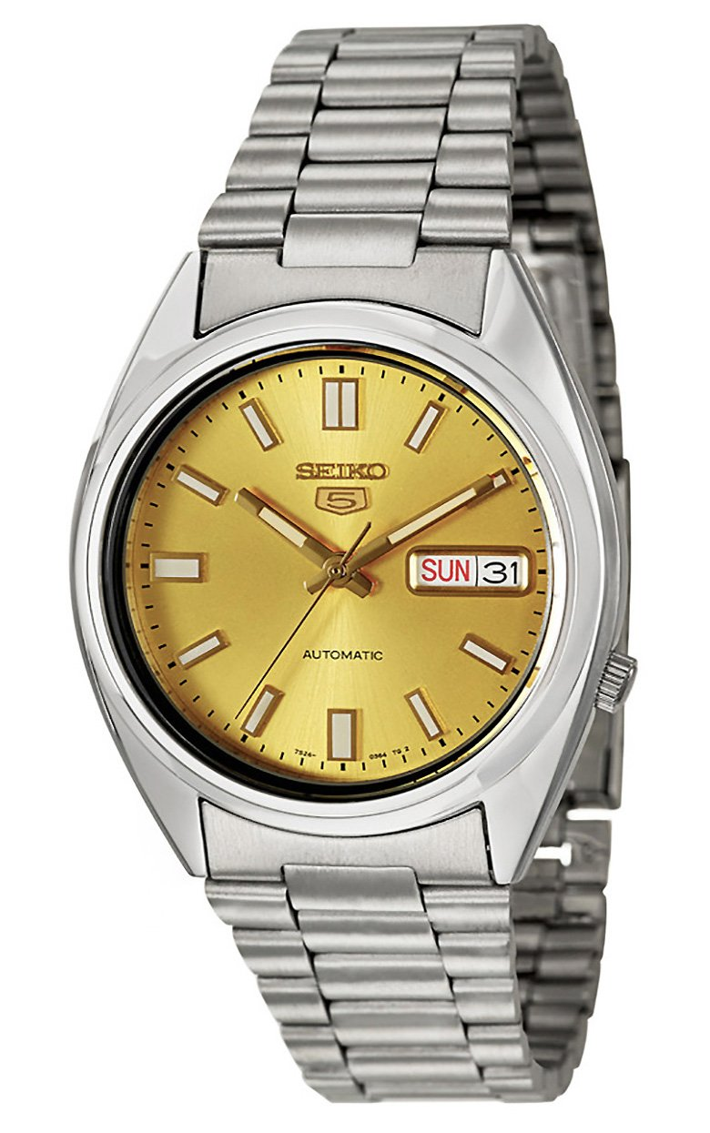 Seiko Reloj automático Man SNXS81 37.0 mm