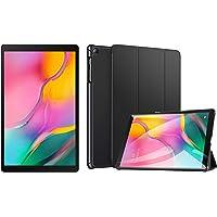 Samsung Galaxy Tab A 10.1 (10.1 inch, 32GB, Wi-Fi), Silver + Cover